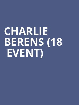 Charlie Berens (18+ Event) at Cobbs Comedy Club
